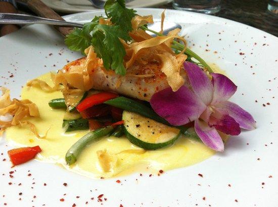 Thai Pepper: Special fish dish