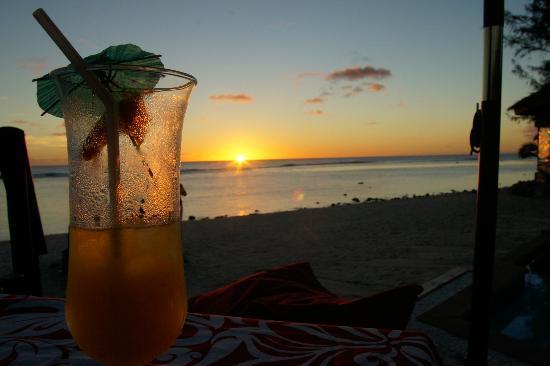 Manuia Beach Resort: perfect