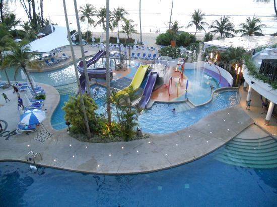 Hard Rock Hotel Penang Pool For Kids