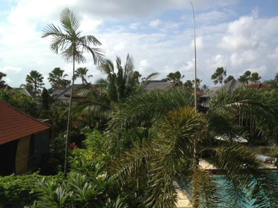 Kusuma Resort: View from Balcony