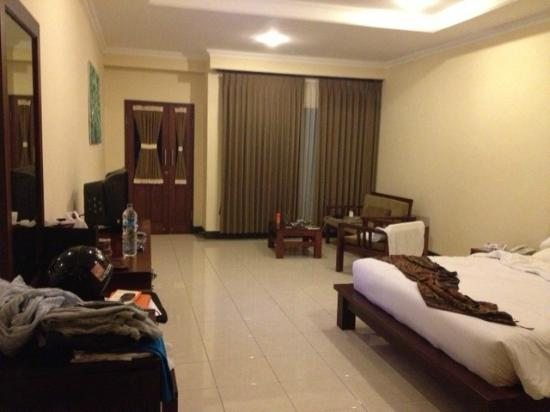 Kusuma Resort: Room 201