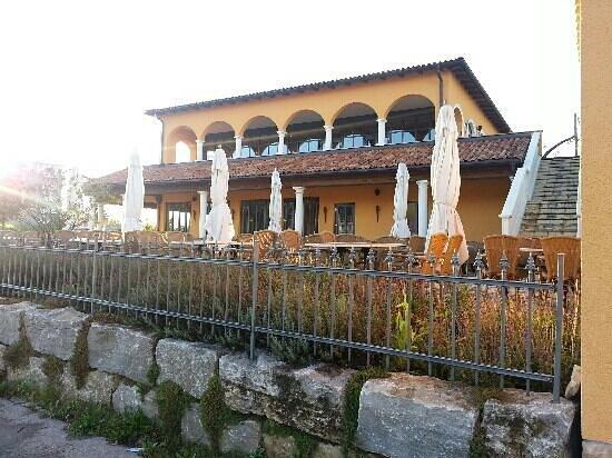 Ristorante Palladio: I glaub i bin in Spanien