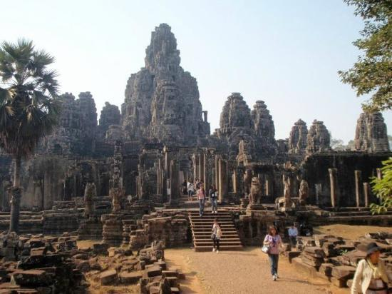 Pre Rup, one of the many temple ruins within the Angkor ...