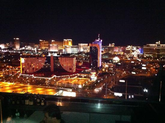 Ghost Bar View Atop The 55th Floor At The Palms Picture