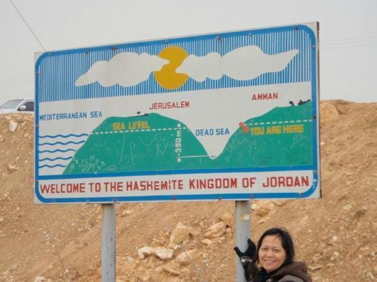 Dead Sea Region, Jordan: Dead Sea - worlds saltiest bodies of water