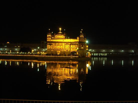 Harmandir Sahib: Golden Temple