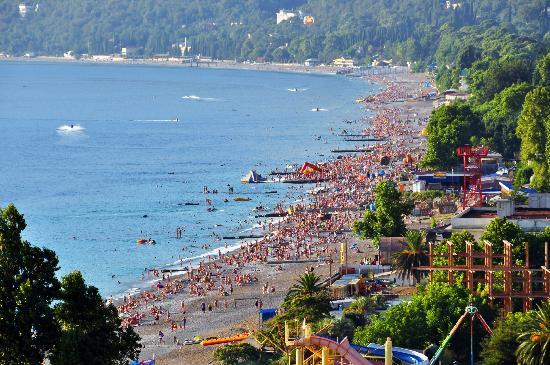 Gagra Vacations