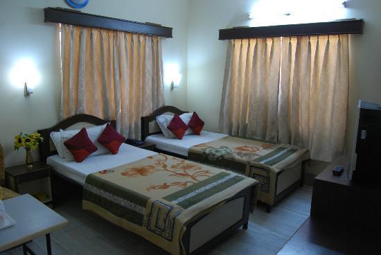 Hotel Laxmi Niwas: Deluxe Twin Room