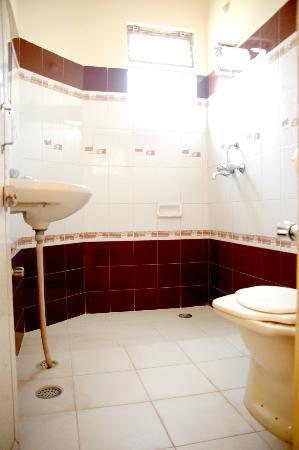 Hotel Laxmi Niwas: Deluxe Bathroom