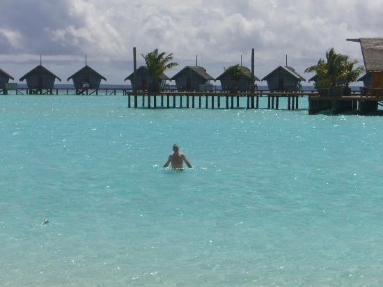LUX* South Ari Atoll: White Sands Hotel