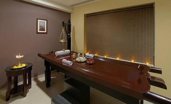 Rameswaram, India: Vyom- The Spa