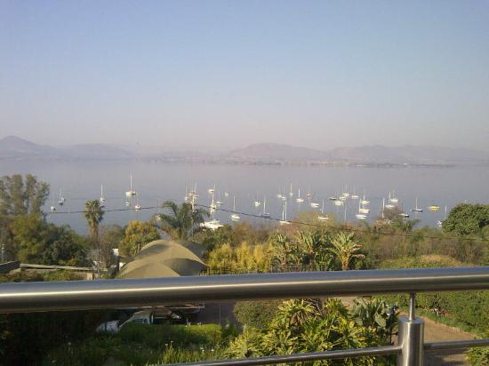 Stirling Manor Boutique Guest House & Conference Facility: The view!