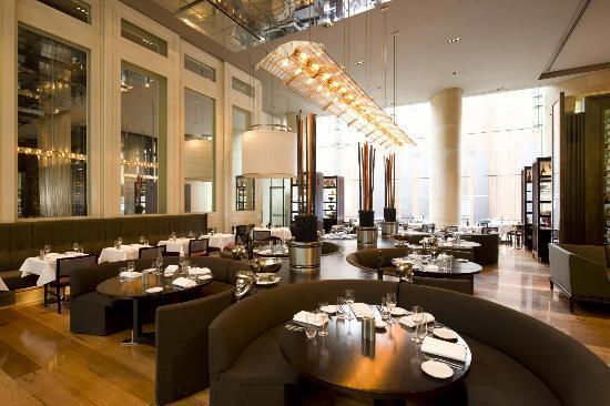 Glass Brasserie Restaurant Review