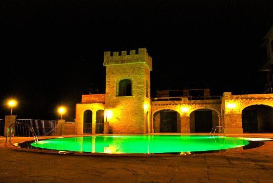 Villa La Malva: Hotel di notte