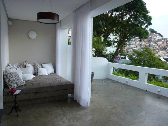كاسا موسكيتو: Terrace