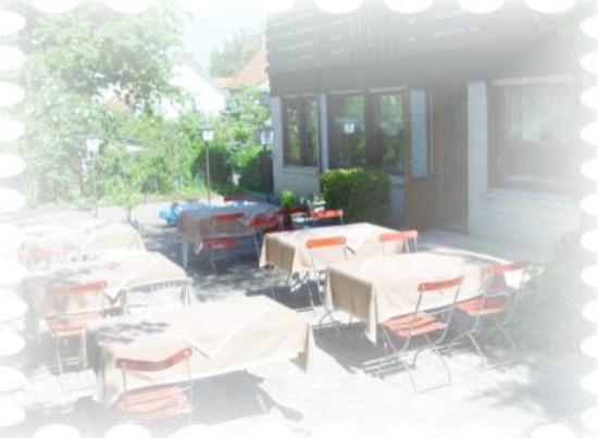 Hotel Wiesental: Biergarten