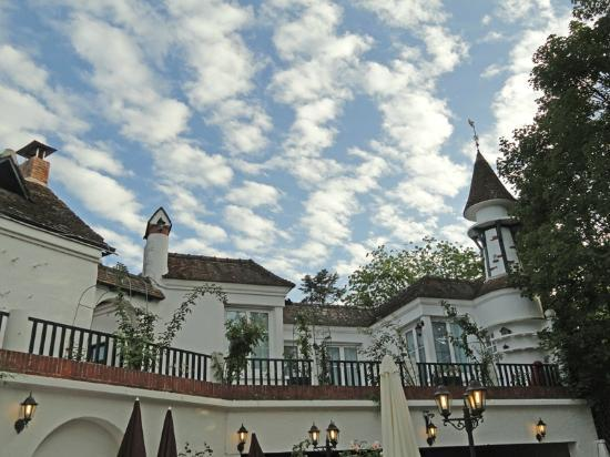 La Roseraie: l'hôtel