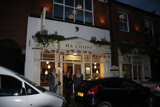 Mr Chippy Restaurant: Mr Chippy