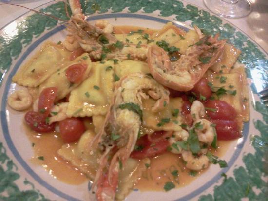 Spaghetti con bottarga mandorle e gamberetti foto di sicilia in tavola siracusa tripadvisor - Sicilia in tavola siracusa ...