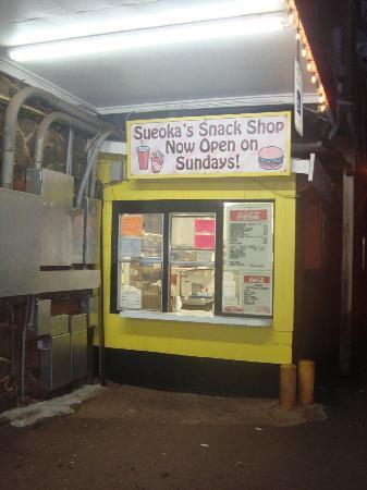 Sueoka Snack Shop: Sueoka's Snack Shop