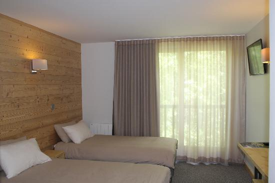 Hotel La Balme Alphand: Suite familiale chambre enfant