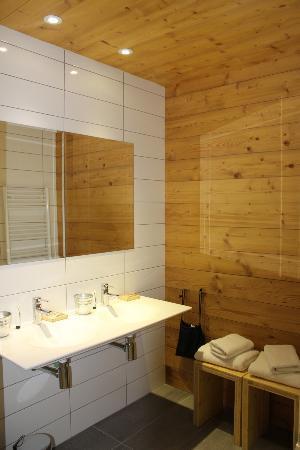 Hotel La Balme Alphand: Suite familiale Salle da bian