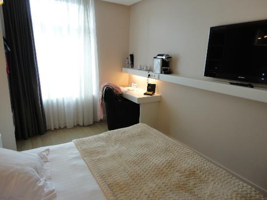 Best Western Plus Up Hotel : Compact but cool