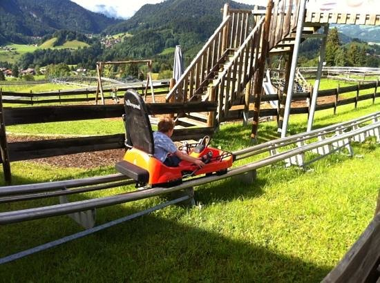 Oberstdorf, Tyskland: Great fun