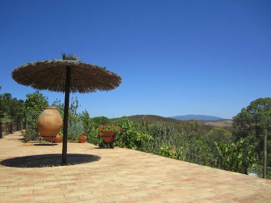 Monte da Bravura - Green Resort: Total peace and quiet