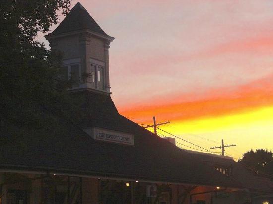 Depot Square, 80 Thoreau Street, Concord, MA