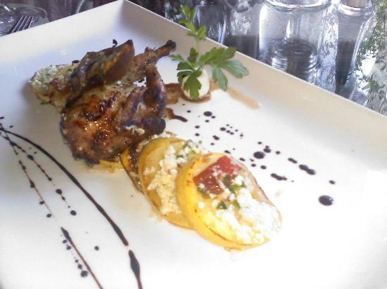 11 Maple Street: quail