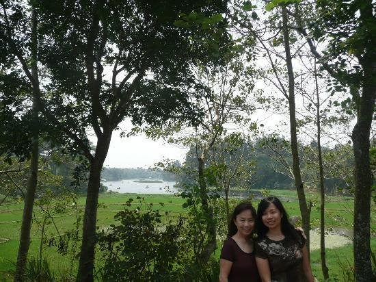 Lido Lakes Resort & Conference: The Lake
