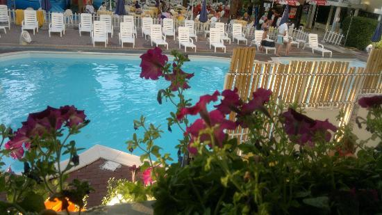 Club Family Hotel Executive: dal mio balcone