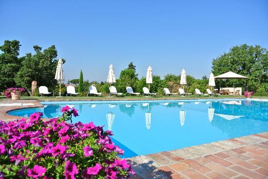 Relais Villa Baldelli: piscina