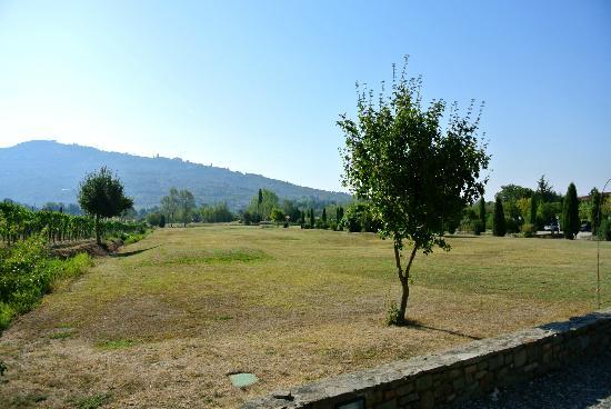 Relais Villa Baldelli: campo da golf ad una buca
