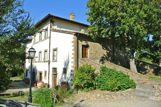 Relais Villa Baldelli: struttura