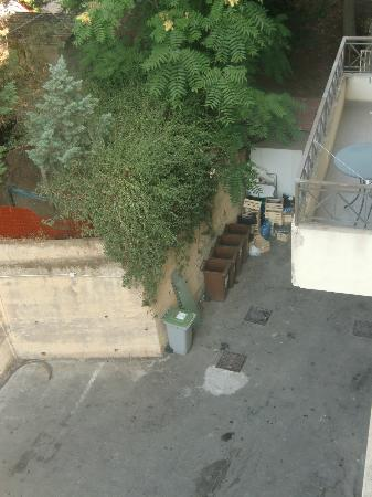 NH Caltagirone Villa San Mauro : View from room :-(