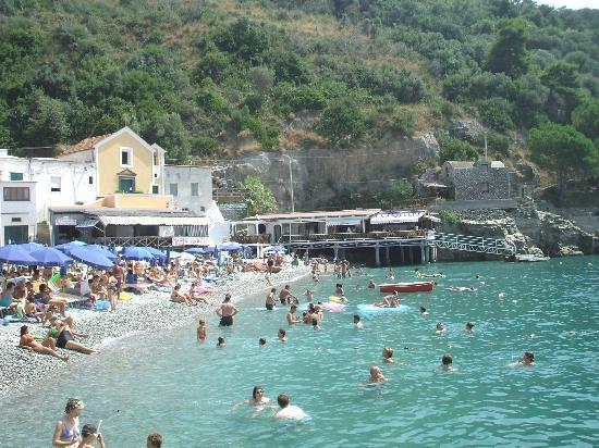 Hotel La Certosa: scorcio