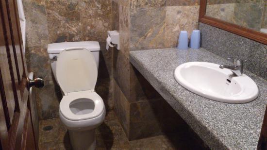 โรงแรมพรินเซส: バスルーム(バスタブあり)