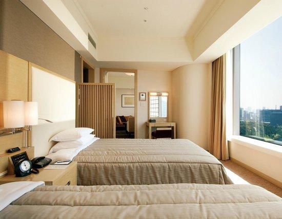 Hotel Grand Arc Hanzomon: スイートベッドルーム