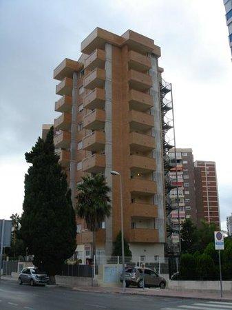貝尼馬爾公寓飯店照片
