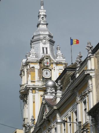 Cluj-Napoca, Roemenië: Palace in In Calea Moţilor