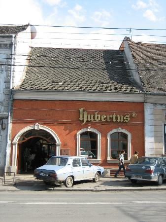 Cluj-Napoca, Rumänien: Hubertus
