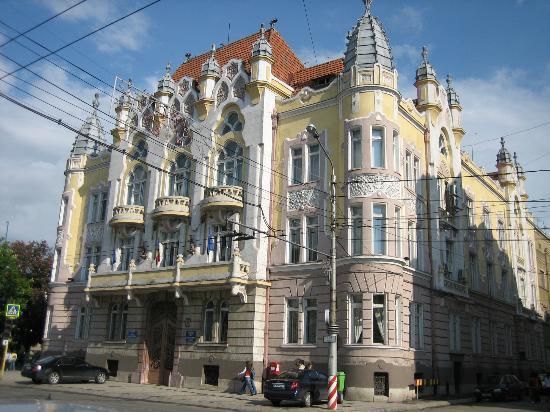 Κλουζ-Ναπόκα, Ρουμανία: Palace