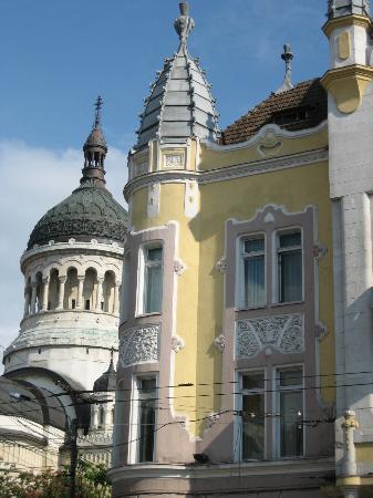 Cluj-Napoca, Rumænien: Detail