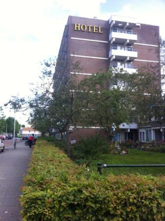 New West Inn Amsterdam: Hôtel