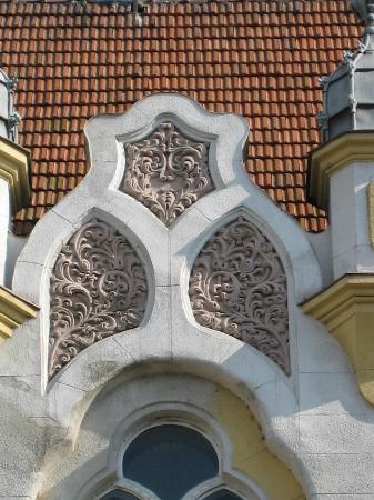 Κλουζ-Ναπόκα, Ρουμανία: Detail