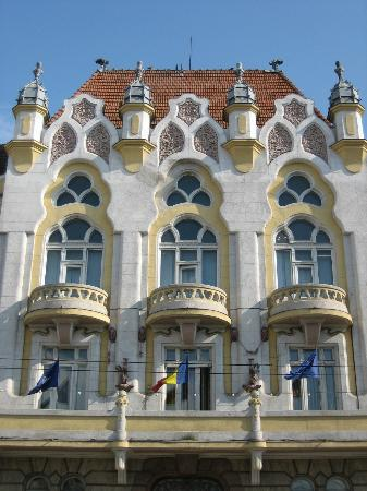 Cluj-Napoca, Romania: Front