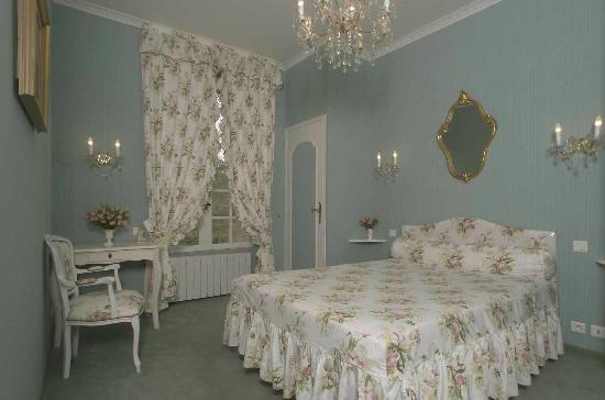 Hotel le Prieure: Zimmer