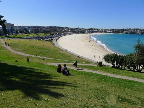Bronte Beach: Bondi Beach